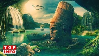 Misteri ATLANTIS Mesir Kuno Yang Ditemukan Didalam Sungai Nil