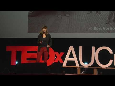 What Amsterdam Can Teach Other Cities About Connecting People | Cornelia Dinca | TEDxAUCollege