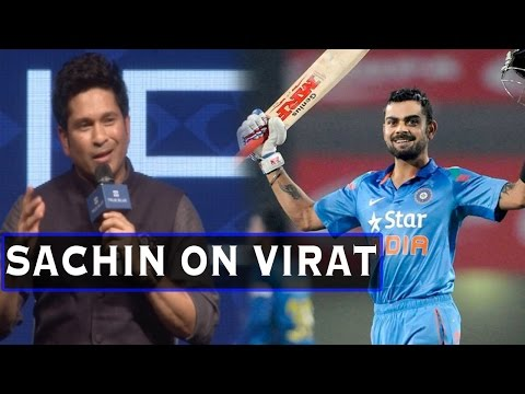 Here's What Sachin Tendulkar Has To Say About Virat Kohli And Other Indian Team Members