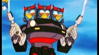 Энгри Бёрдс Трансформеры  #2 мультик игра о злых птичках ТРАНСФОРМЕРАХ Angry Birds Transformers