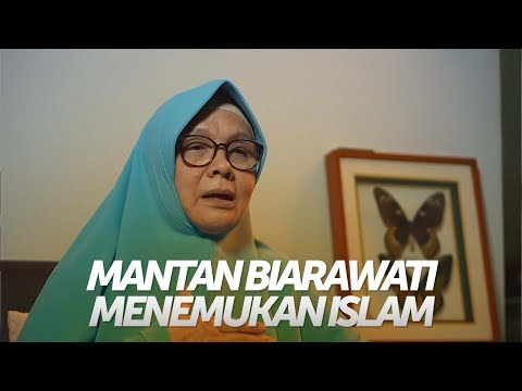 Dulu Seorang Biarawati, Inilah Cara Hj. Irena Handono Menemukan Islam