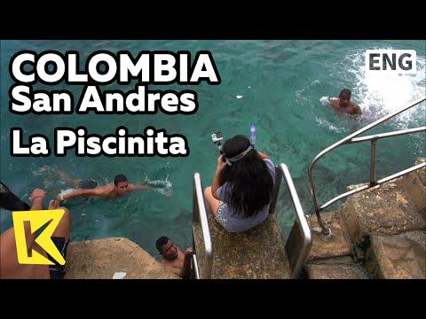【K】Colombia Travel-San Andres[콜롬비아 여행-산 안드레스]바다수영장, 라 피시니타/La Piscinita/Sea Pool/Snorkeling