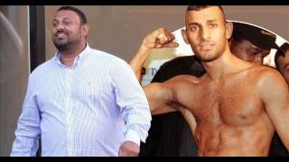 Boxing legend Prince Naseem Hamed looks unrecognisable