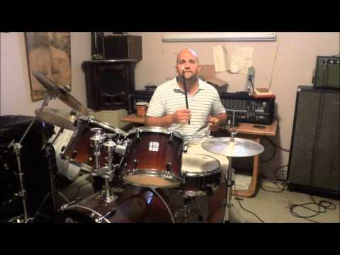 How To Count Out Whole, Half, And Quarter Notes On The Drums (With Note Counting Exercise)