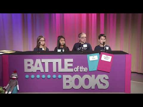 Battle of the Books - January 18, 2018 AM
