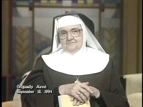 Mother Angelica Live Classics - 1994-9-13- Reparation and Restitution