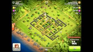 CoC Clash of Clans Epic Raids 1 Million Ressourcen!!!! super Angriffe
