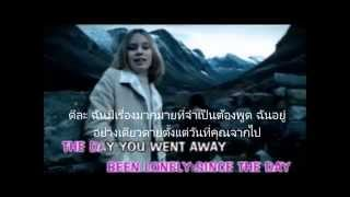 M2M - The day you went away (with Thai subtitles)