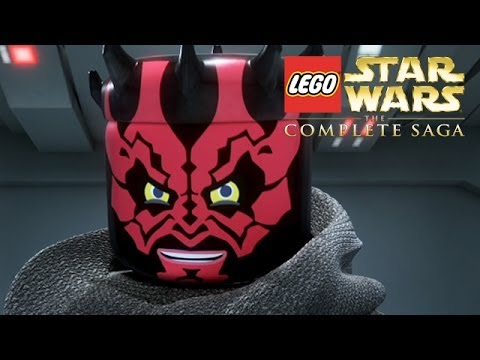 LEGO Star Wars: The Complete Saga - Part 4 (Walkthrough, Commentary ...