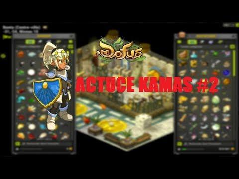 [DOFUS] ASTUCE KAMAS
