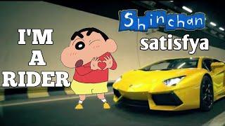 satisfya | shinchan version | Imran Khan | creation master