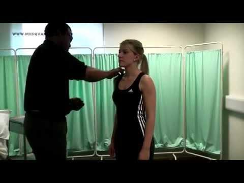 Shoulder OSCE Examination