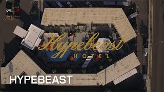 Inside the HYPEBEAST Hotel Party at V Palm Springs California During this springs hottest music festival Coachella in the deserts of California HYPEBEAST took over the V Palm Springs for a twoday event that brought an ...