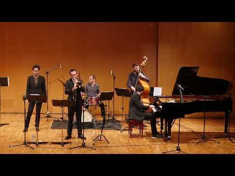 Pablo Martínez Quintet - Close your eyes (B. Petkere)