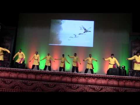 MUN ODIA pua bhari swabhimani dance by Kalinga boys