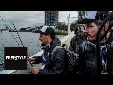 Freestyle - Amsterdam Street Fishing!