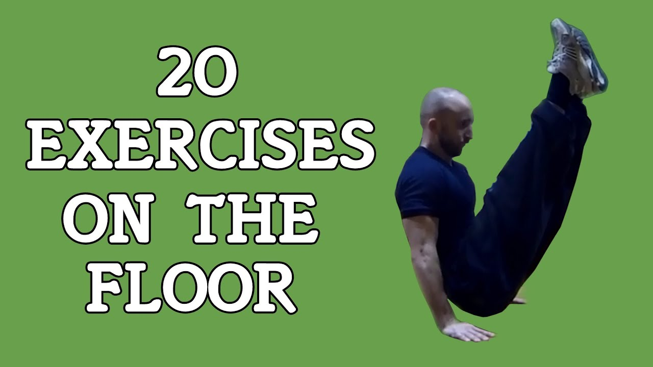 20 exercises on the floor youtube
