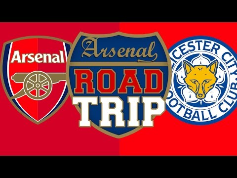 Arsenal v Leicester City - Road trip To the Emirates Stadium