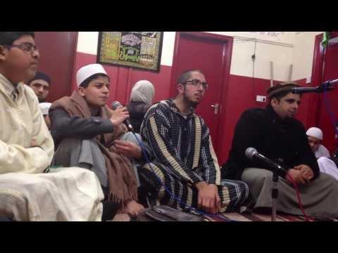 Mikael Mala reading 'Ya Imam Ar Rusli' 02.11.13