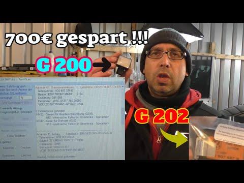 700€ Gespart - ABS + ESP Reparieren - Querbeschleunigung - Drehrate - Golf 4 1.6 16V