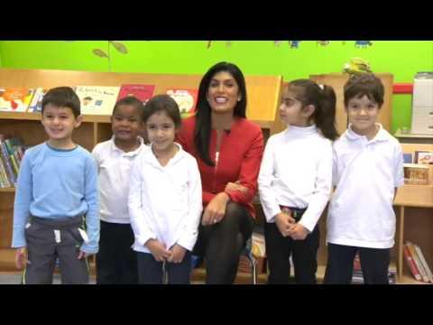 Global Montreal's Kindergarten Registration Ad 2016