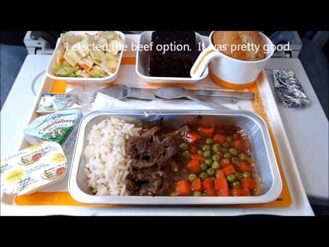 Lufthansa Trip Report - FRA - CAI - Economy Class - Full Flight