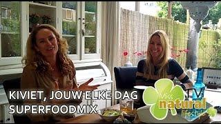 Aan tafel met Maureen Baas van Kievit Superfood Blend