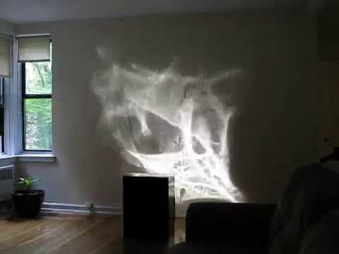 light sculpture experiment time by laurent fort youtube. Black Bedroom Furniture Sets. Home Design Ideas