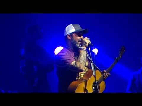 Aaron Lewis new song 1st time played  81818 Choctaw Grand