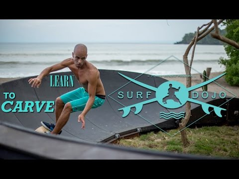 Magnum Pump Track Surf Dojo - Surf Camp - Surf Coaching- Surf School - Panama - Playa Venao