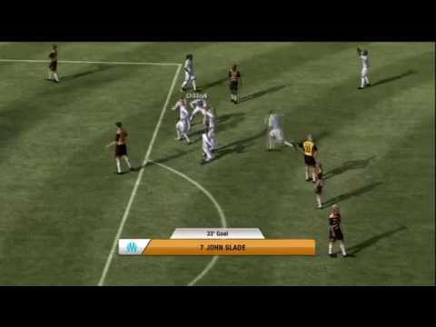 FIFA 12 Pro Club: TheCantinaBand CAM John Slade (HD)