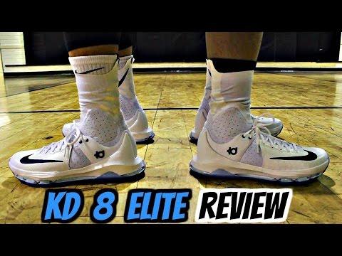 Nike KD 8 Elite Performance Review!