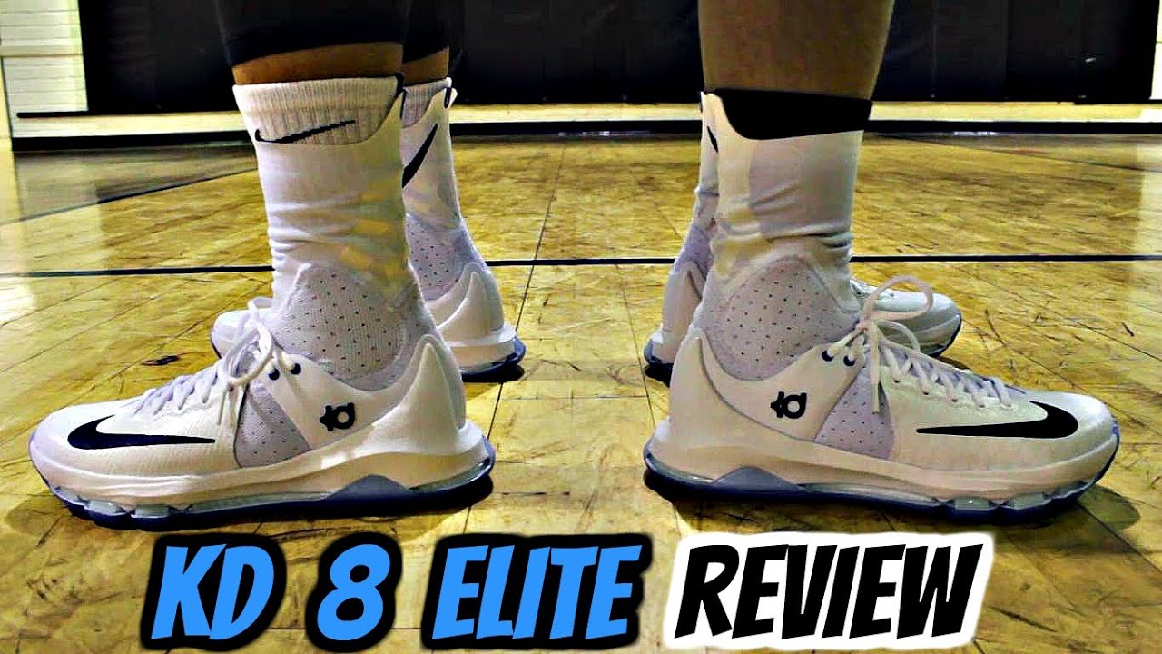 huge discount db431 b5c4e Nike KD 8 Elite Performance Review!
