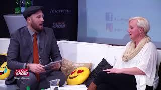"""Fol Shqip"" Show -  Ruth Henrion 14.04.2018"