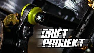 DRIFT PROJEKT - BMW e46 #4 - Poliuretany