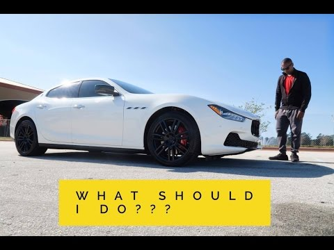 Why I almost sold my 2016 Maserati Ghibli S