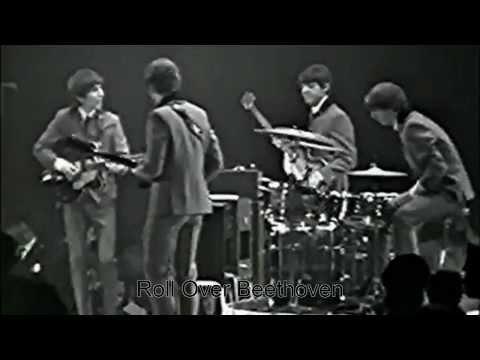 The Beatles  washington coliseum compilation HD 1080P