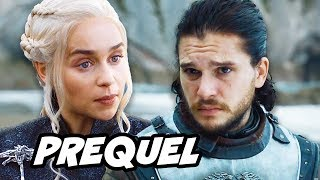 Game Of Thrones Season 8 Prequel Series 2018 HBO Panel Breakdown