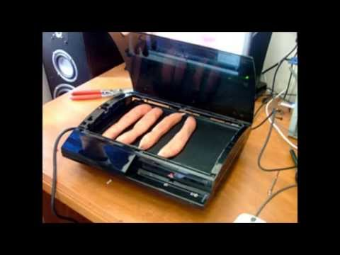 how to keep ps3 super slim cool