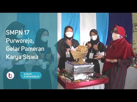 SMPN 17 Purworejo, Gelar Pameran Karya Siswa