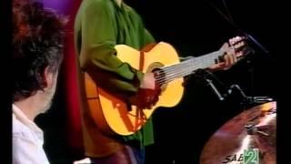Jonathan Richman - 2. Es Como El Pan (live pro-shot)
