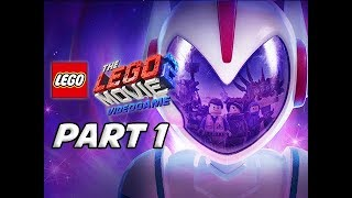 LEGO MOVIE 2 Gameplay Walkthrough Part 1 -  Apocalypseburg (Video Game Let's Play)