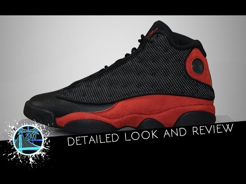 new arrival 1d847 7c5da Air Jordan 13 Retro Black Red 2017 - YT