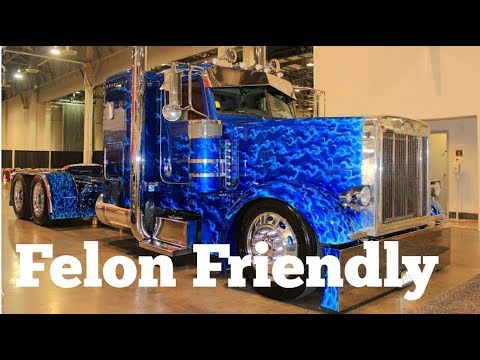 Trucking Companies That Hire Felons (2018)