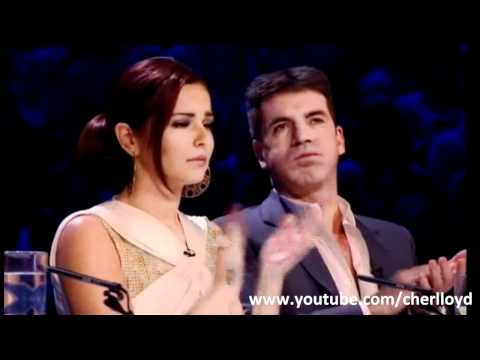 Cher Lloyd - Stay (Shakespears sister) - Survival Performance  Week 7: The Results X Factor 2010