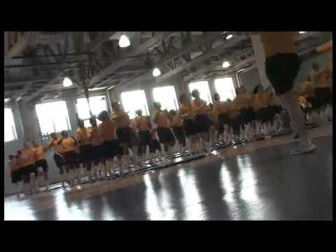 Navy Racks -  Boot Camp
