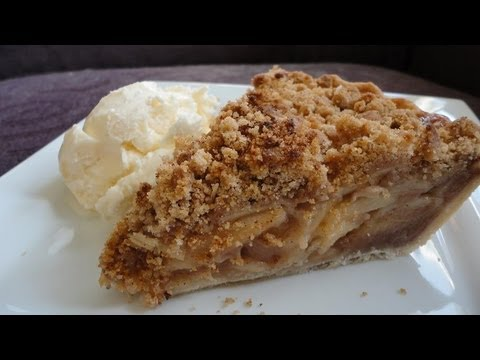 Classic Dutch Apple Pie