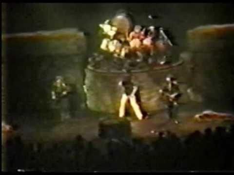 BLACK SABBATH - MONTREAL CANADA 1983