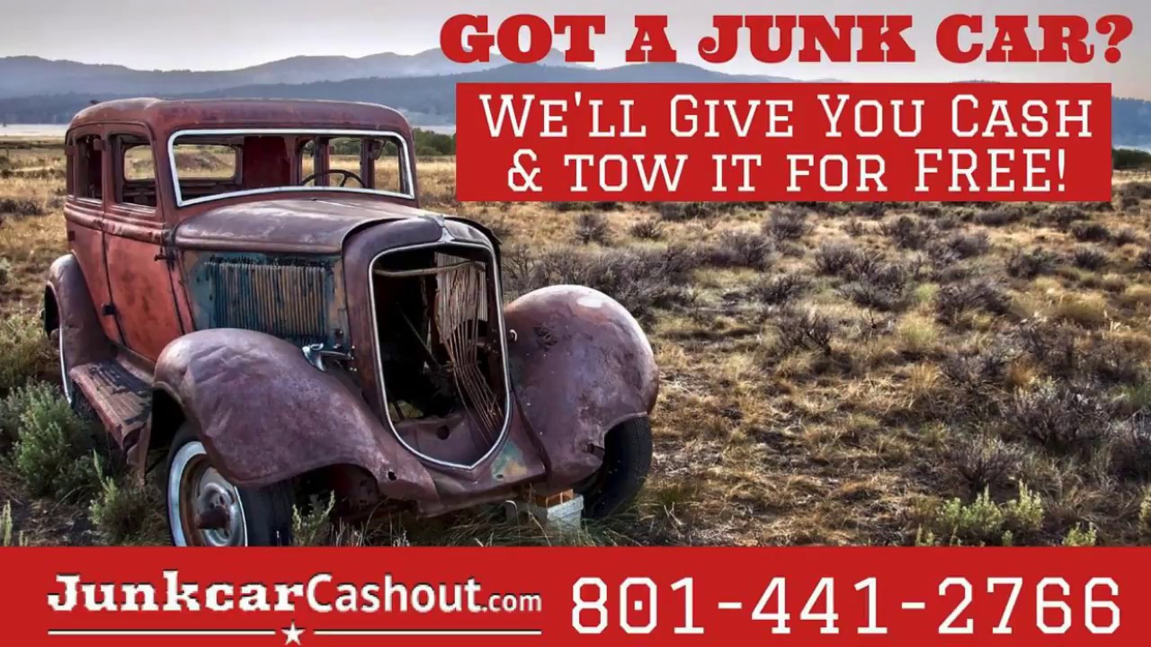 Cash for Junk Cars - YouTube