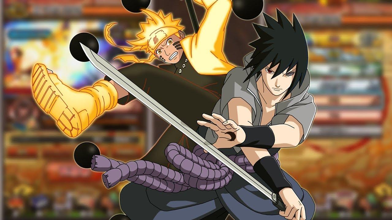 Naruto Blazing PvP